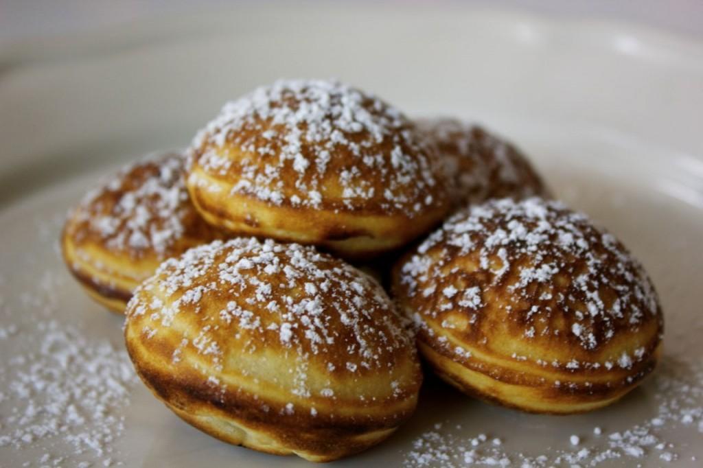 Aebleskiver Danish Pancake Puffs