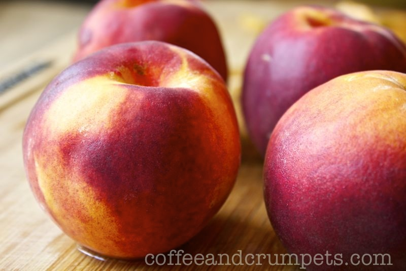 Blueberry Peach Coffee Cake Southern Living