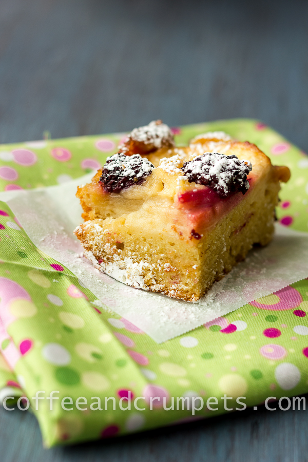 Blackberry Coffee Cake Paula Deen