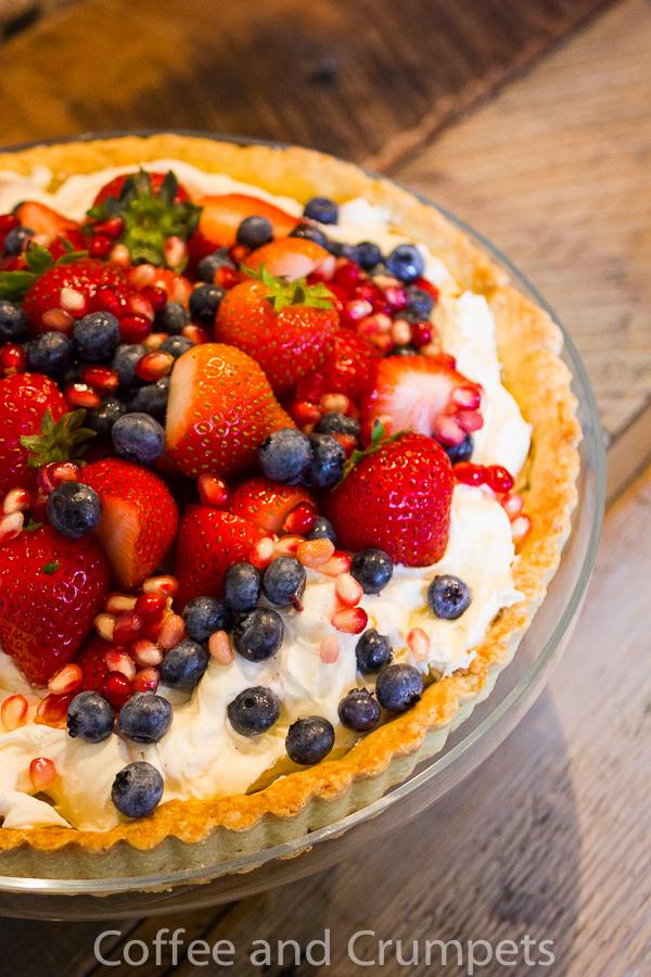 Fruit Tart Cakes In Bensonhurst Or Dyker Heights